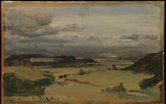 Corot,Civita Castellana. Metropolitan Museum of Art  https://www.facebook.com/photo.php?fbid=1208803282464219