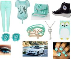 """""""School outfit"""" by alexis00015464 ❤ liked on Polyvore"""