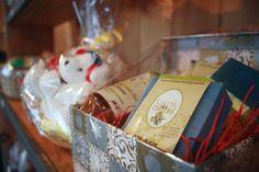 Coffrets cadeaux de nos savons et produits de beauté naturels