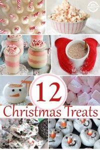 A Dozen Homemade Christmas Treats - Kids Activities Blog