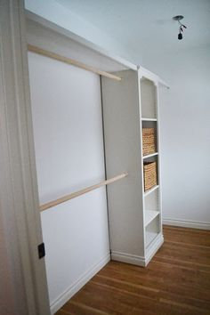 Build a Master Closet Tower DIY Project and Furniture Plans