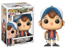 Full Glam Shots Of Gravity Falls Funko POP! Vinyls, Including 2 Chases! |