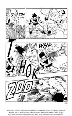 Dragon Ball 303: Gohan's Counterattack! at MangaFox.me