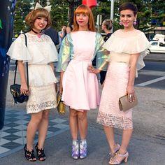 Lady Petrova Ladies at VAMFF 2014