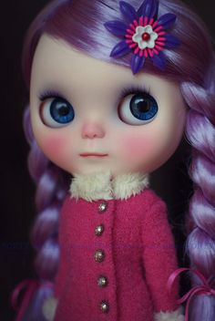 A Doll A Day. Jun 19. Dreams. by Forty Winks Doll Studio, via Flickr