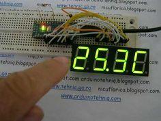 Arduino tehNiq: thermometer