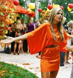 Google Image Result for http://the-budgetista.com/wp-content/uploads/2011/06/alexis-orange-dress-housewives-278x300.jpg
