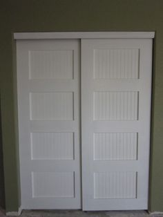 Bypass Closet Doors | Bypass Closet Doors | Do It Yourself Home Projects from Ana White