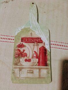 Decoupage Decoupage, Photo And Video, Kitchens