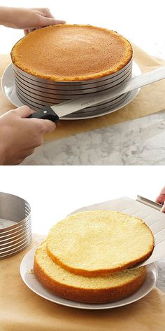 Layer cake slicing kit // @Liliana Lytvyn Cova