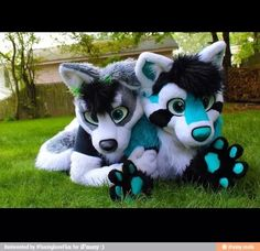 Fursuits