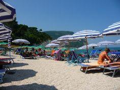 Strand bij Monte Conero