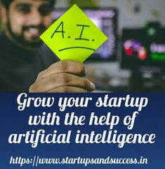 The 21st century is known as the Technology era. The Covid-19 epidemic has increased the demand for technology. In such a situation, Artificial Intelligence (AI) has brought a big change in the world of technology. Many businesses are using Artificial Intelligence (AI) on a large scale to develop themselves. Know, how you can also progress your startup using Artificial Intelligence, and can move your startup forward - I Am A Writer, Artificial Intelligence, Entrepreneurship, The Help, Technology, Feelings, 21st Century, Scale, Change