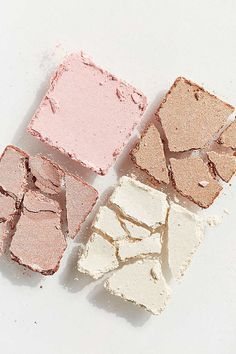 Slide View: 1: bh cosmetics Nude Rose Highlighter Palette