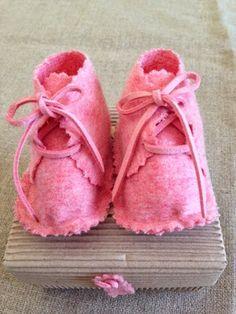 . Concha Branca ® .: Sapatinhos de bébé