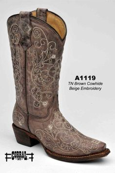 Little cowgirls boots by Corral