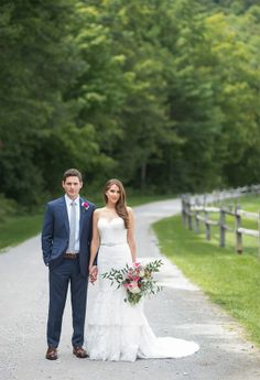 kleinfeld Wedding Inspiration - Style Me Pretty