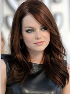 Try easy Golden Chestnut Hair Color 129327 Dark Chestnut Brown Hair Color ideas using step-by-step hair tutorials. Hair Styles 2014, Medium Hair Styles, Long Hair Styles, Hair Color Dark, Brown Hair Colors, Color Red, Hair Colour Pale Skin, Hair Color For Fair Skin, Hair Colour For Green Eyes
