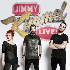 Tune in to Jimmy Kimmel Live! tonight to catch Paramore performing Still Into You live. Tom Cruise and Ke$ha are also on the show.