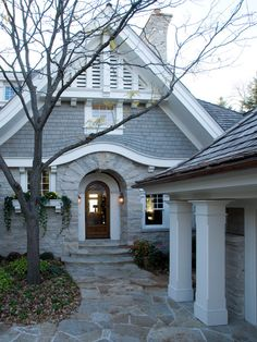 Traditional Exterior Dutch Colonial Design, Pictures, Remodel, Decor and Ideas - page 5