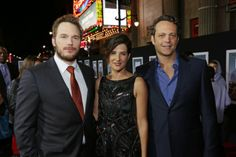 Thoughts On Delivery Man With It's Stars Chris Pratt & Cobie Smulders! #DeliveryManEvent