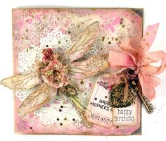 Frilly and Funkie: Opposites Attract! - Suzanne Czosek - Suzz's Stamping Spot