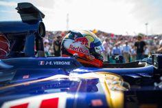 Jean-Eric Vergne, Toro Rosso, Hungaroring, Hungarian Grand Prix, 2013