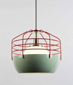 Interesting kitchen pendant light