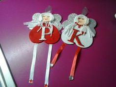 Angeli personalizzati