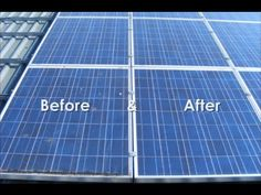Look at this video about Solar Panels we just blogged at http://greenenergy.solar-san-antonio.com/solar-energy/solar-panels/solar-panel-cleaning/