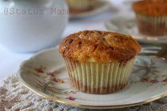 Muffins alla panna marmorizzati al caffè   Status mamma