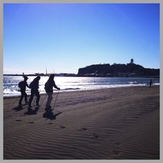 NWCSC Nordic Walking, Cross Training, South Africa, Exercise, Beach, Water, Outdoor, Ejercicio, Gripe Water