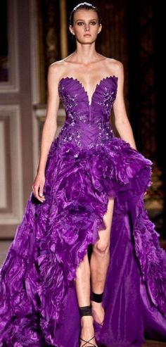 Zuhair Murad HOUTE COUTURE 2011/2012 ♥✤ | Keep the Glamour | BeStayBeautiful