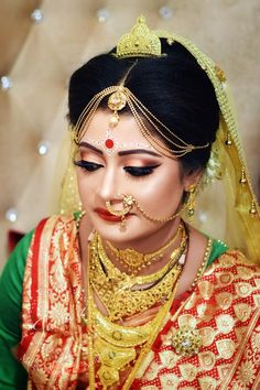 Image result for 5 Reasons Why Bengali Brides Are 'Oti Sundor'