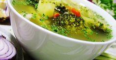Zupy - zupa jarzynowa na bulionie
