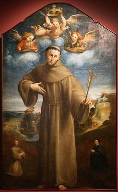 Gallipoli Italy, Great Thinkers, San Francisco, Catholic Saints, Michelangelo, Wikimedia Commons, Hercules, Art Boards, Drawings