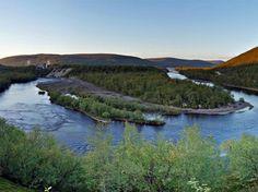 River Utsjoki in Lapland, Finland - Photo: Janne-Ropponen
