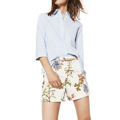 pockets design ladies summer streetwear casual shorts pantalones cortos