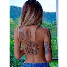 """16.3 ezer kedvelés, 50 hozzászólás – Tattoo Addicts (@tattoo___addicts) Instagram-hozzászólása: """"We got this picture from @amandallnorman from Thailand #tattoo #tattoos #thailand #girl…"""""""