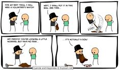 Cyanide and Happiness - Magic