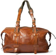 The cools - This Leather Weekender Bag Could Be Yours, Enter Our Giveaway
