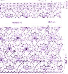 ผลการค้นหารูปภาพสำหรับ pattern crochet