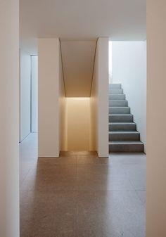 Staircase Villa Palmgren by John Pawson.