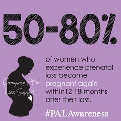 Pregnancy After Loss Awareness Month Pregnancy After Loss, Ectopic Pregnancy, Status Quotes, Infant Loss, Information Graphics, Rainbow Baby, Getting Pregnant, Baby Loss, Grief