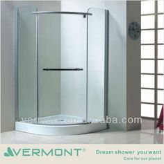 Walk in Shower Enclosure, View walk in shower enclosure, Vermont Product Details from Hangzhou Vermont Deluxe Materials Co., Ltd. on Alibaba.com