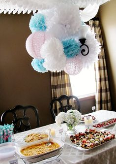 Bria Hammel Interiors: Gender Neutral Baby Shower