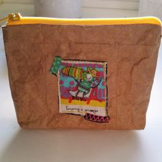 stinla - selbstgemacht Textiles, Diaper Bag, Diy And Crafts, Upcycle, Coin Purse, Wallet, Sewing, Bags, Upcycling Ideas