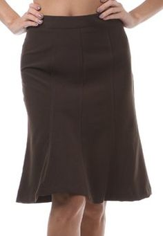 IM43410 - Knee Length A-Line Skirt - Brown / S Sakkas,http://www.amazon.com/dp/B003JOPK1I/ref=cm_sw_r_pi_dp_Va.hsb0P05REGG05