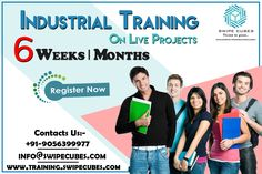 @swipecubessofts provides the best job oriented 6 months #industrialtraining in Chandigarh & Mohali