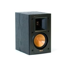 Klipsch RB-41 II Reference Series Bookshelf Loudspeaker - Pair (Black) by Klipsch. $299.00. If you're looking for a small, stylish speaker that doesn't skimp on sound, the Reference Series RB-41 II bookshelf speaker will suit you just fine. While it only weighs six pounds, this speaker is still a heavy weight when it comes to powerful music and movie performances. Smallest, most affordable Reference Series bookshelf speakerFills smaller rooms with powerful, lifeli...